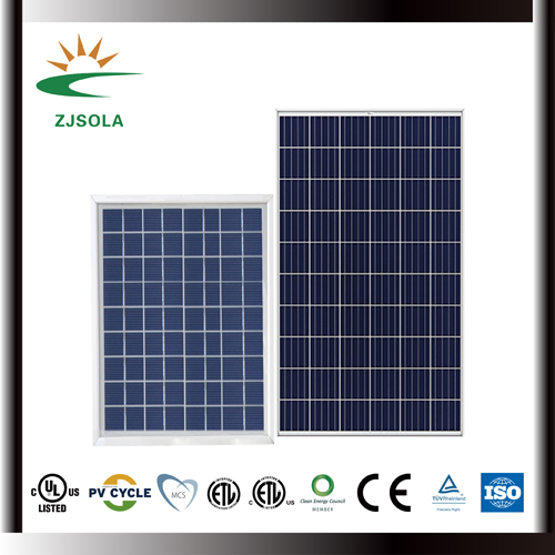 ZJSOLA 250w poly solar panel price per watts high efficiency solar panel for Dubai
