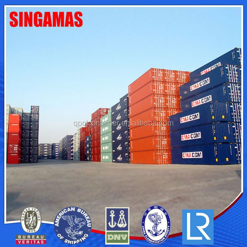 Nice Quality 40ft High Cube Shipping Container Size And Price