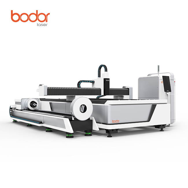 Bodor distributors wanted dual use fiber laser cutting machine for metal sheet and steel/iron pipe with cast iron machine bed