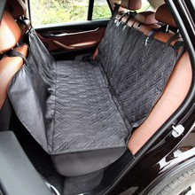 Professional Dog Seat Cover, Good Design High Quality Quilted Waterproof Anti-slip Car Seat Cover For Pets Dog