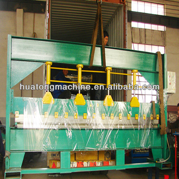 Hydraulic 2 roll plate bending machine