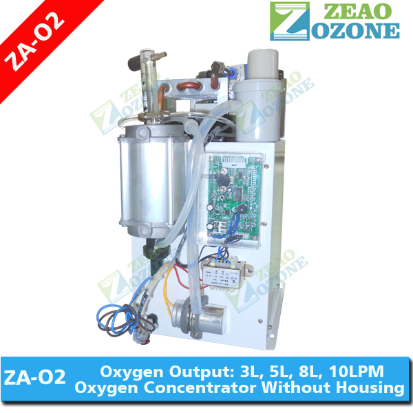 Oxygen producer 8lpm oxygen/oxigen generator equipment for aquaculture