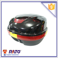 China manufacturer hot sale motorcycle rear luggage box for universal