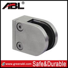 ABL Stainless steel glass railing fittings D clamp