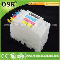 GC21 Reset ink cartridge For Ricoh GX3000SF GX3000S GX3000 Refill ink cartridge with Reset chip