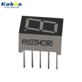 Single digit KH10394CSRD one digit 0.39inch Super Red LED digit display