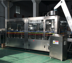 Complete mineral water recycling production line/PET water bottle washing and cleaning production line