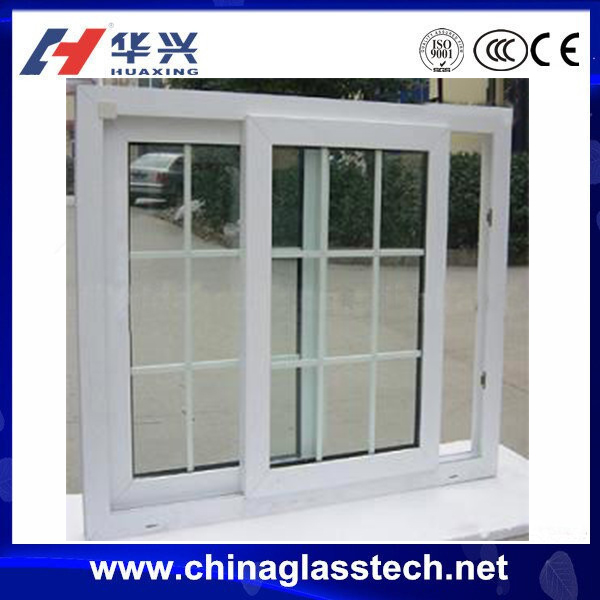 Exterior glass security decorative modern window grill for Exterior window grill design