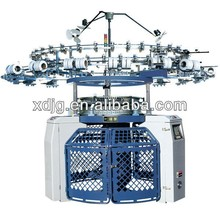 New Condition Single Terry(Plated Loop/Reverse Plated Loop) Circular Knitting Machine With High productivity