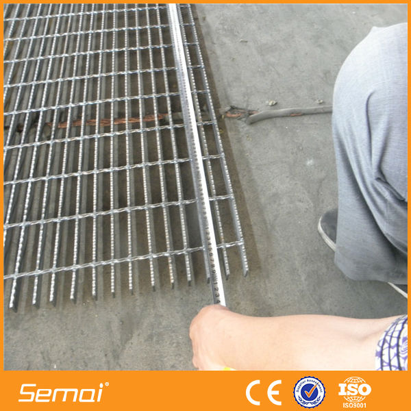 China Supplier Hot Sale Promotion MS Drain Grating (13-year Manufacture)