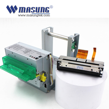 80 mm thermal receipt use kiosk ticket printer with Auto Cutter