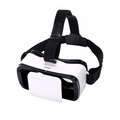 mini vr box with premium lenses comfortable headband hot selling