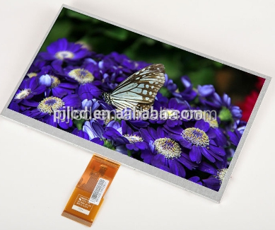 10.1 tft lcd display with ips panel and full viewing angle for laptop screen (PJT101P02H57-700P40N)