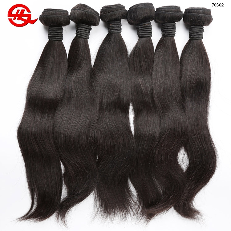 Hair Weft Thick Bottom Alibaba Export Online Marketplace