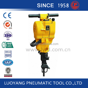 2017 New Hammer Drill Gasoline Engine YN27C pneumatic driller