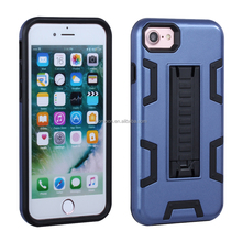 tpu pc accessories phone for iPhone 6 6S 7 Plus lowest price gigaset With Kickstand Coque