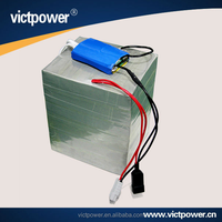 48v 30ah lifepo4 battery pack with BMS and charger.