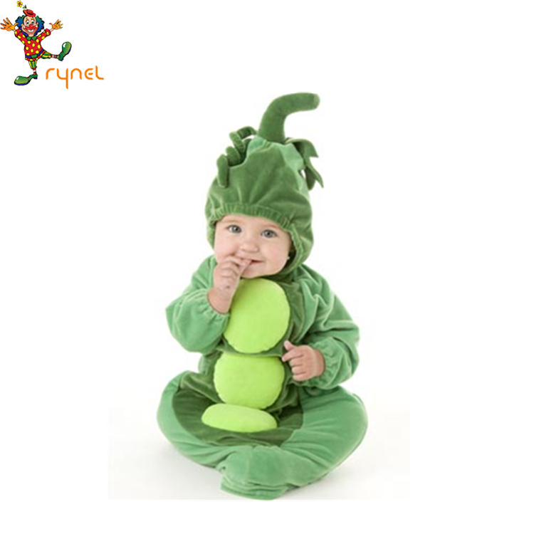 Hot selling fruit cosplay for baby wear mascot kids carnival costume PGCC1673