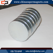 Super Strong Sintered Customized Industrial large flat neodymium magnet