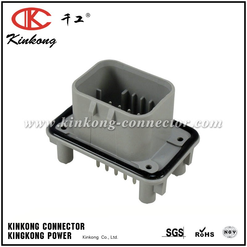 HOT sale AMP series china manufacture kinkong waterproof wiring connector 776264-4