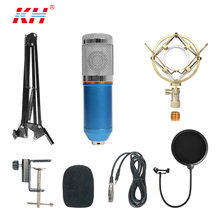 Hot Sale BM-800 Factory Price Professional Studio Broadcasting Recording Condenser Microphone