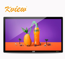 21.5 inch small size 3g wall mount low cost HDMI Lcd touch screen monitor advertising player 21 inch