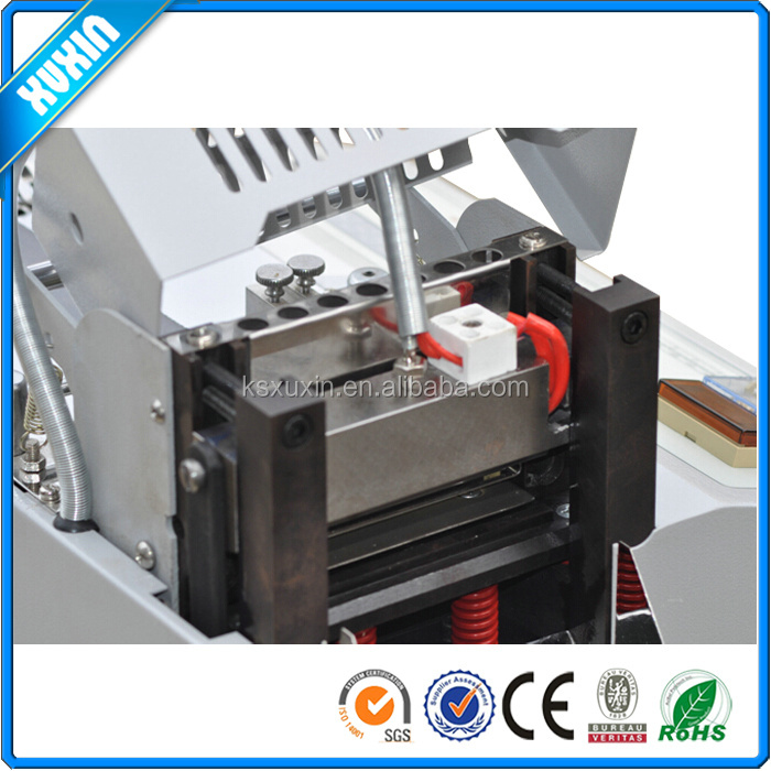 Buy china products double roll automatic tape cutting machine