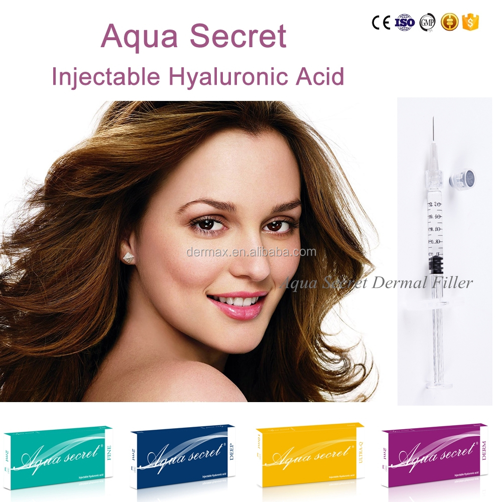 Buy hyaluronic acid injectable dermal filler