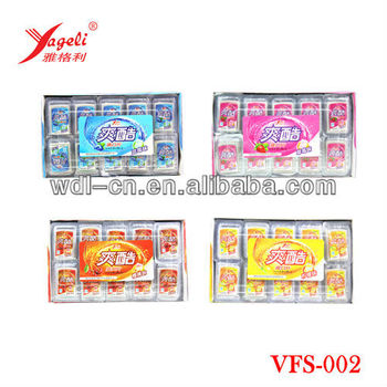Promotional Edible Paper Cool Fresh Breath Strips