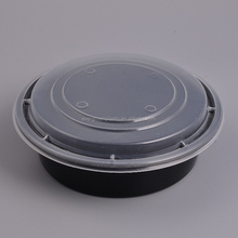 New design plastic food storage container take away food packs plastic disposable lunch box