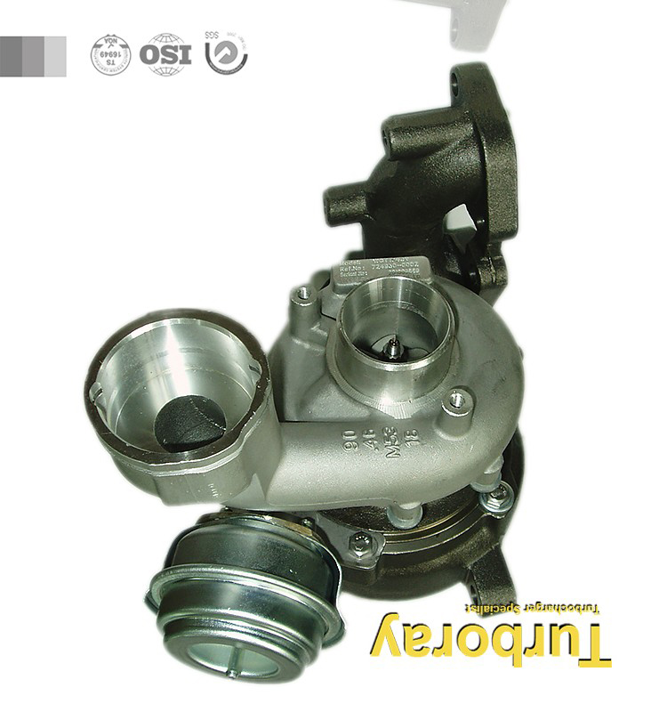Aftermarket turbos Garrett turbocharger GT1749V 724930-5006S for Audi A3 VW Car 03G253019A