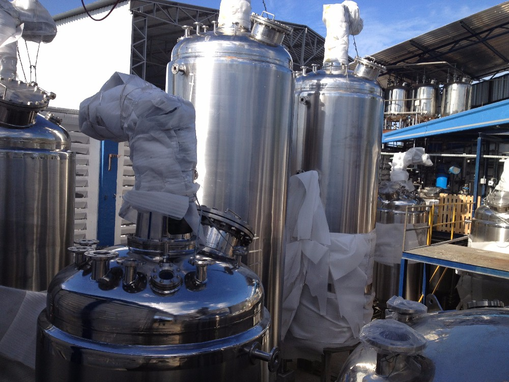 50000L high pressure reactor polymerization chemical reactor