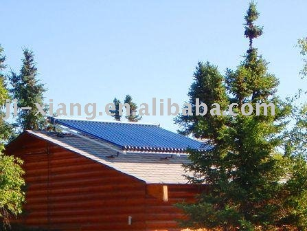 HEAT PIPE SOLAR THERMAL COLLECTOR