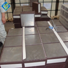Good quality different size refractory fused chrome magnesia brick