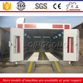 CE and ISO Approved Castings Cleaning Air Blast Room/Sandblasting Room from Qingdao Manufacturer