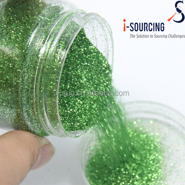 China supplier super quality product fluorescence glitter