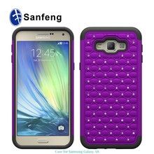 New model silicon phone case for samsung galaxy A8 silicon cover