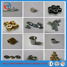 OEM custom-made metallic spare parts for camera outer covering part