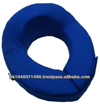 Custom Blue Neck Collar outdoor Kart Racing
