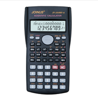 JOINUS Stationery students examination 240functions scientific super market calculator