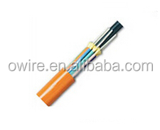 6 core Indoor Breakout Tight Buffered Optical Fiber Cable high quality