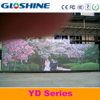 outdoor china hd led display screen hot xxx photos/2014 Gloshine hot sell led curtain