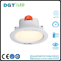 2016 New Design 10W Led Light Downlight, 3000K 4000K 6000K Led Recessed Downlight, SMD Led Ceiling Downlight