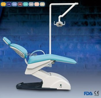 Dental Operatory Chair With Light / FDA & CE Approved