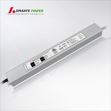 waterproof UL led driver slim 60w constant voltage 12v led power supply
