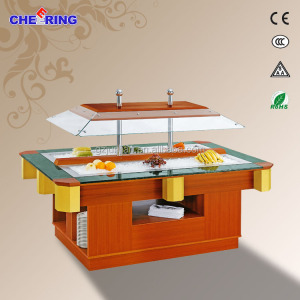 Food Buffet Servers/restaurant equipments salad bar buffet