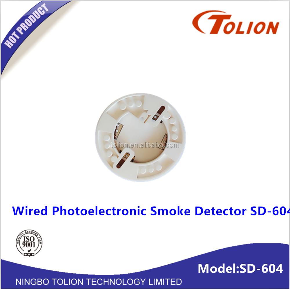 Top 10 Wholesale 4 Wired Photoelectronic Smoke Detector With Relay Output