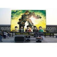 sun sign led opto electronics co limited/led edge lit sign base/Outdoor Rental LED Display