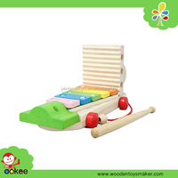 china cheap price wooden xylophone for wholesale