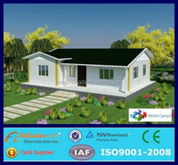 78m2 cheap modular homes/low cost prefabricated homes